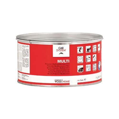 Car System Multi Spachtel 1 KG, 130.857 -