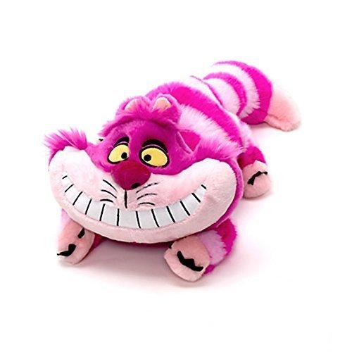 Offizielle Disney Alice im Wunderland-Cheshire-Katze 18x24cm weiches Plüsch-Spielzeug