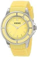 Versus 3C61300000 - Reloj de pulsera para hombre, amarillo de Versus