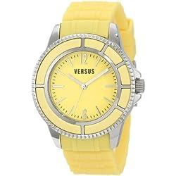 Versus 3C61300000 - Reloj de pulsera para hombre, amarillo