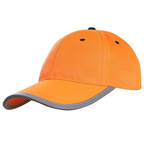 detalles-about-hi-vis-alta-visibilidad-reflectante-hi-viz-amarillo-naranja-seguridad-gorra-de-beisbo