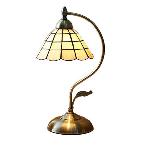 Lámpara de Mesa Lámpara de cabecera de estilo dormitorio del norte ...