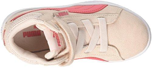 Puma Kids 1948 Mid V PS Trainers  Pearl-Paradise Pink  1 5 UK 1 5 UK