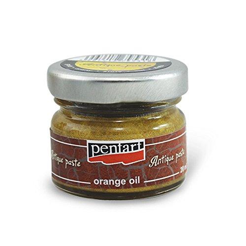 Antikpaste 20ml - gold.- Patina, Vintage Paste