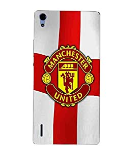 Huawei Ascend P7 grey wallpaper, red line, icon, Designer Printed High Quality Smooth hard plastic Protective Mobile Case Back Pouch Cover by Paresha