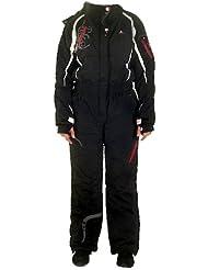Peak Mountain - Combinaison de ski fille 10/16 ans GELDI