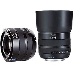 ZEISS Touit 1.8/32 für Spiegellose APS-C-Systemkameras von Fujifilm (X-Mount)