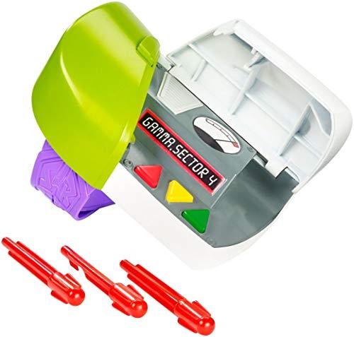 (Mattel GDP79 - Disney Pixar Toy Story 4 Buzz Lightyear Armband mit Kommunikator, Kostüm Zubehör und Rollenspiel Spielzeug ab 3 Jahre)