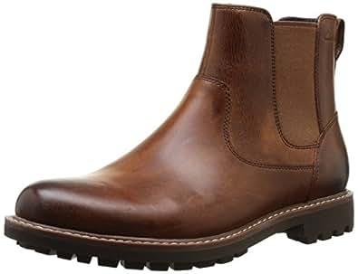 Clarks Montacute Top, Chaussures bateau homme,Marron,  39.5 EU (6 UK)