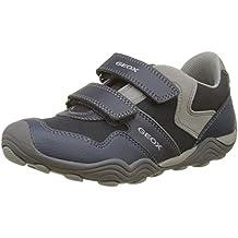 Geox Jr Arno A, Sneakers Basses Garçon