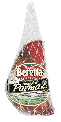 Prosciutto di Parma D.O.P. ca. 2,6kg (halbes Herzstück Parmaschinken - ohne Knochen)