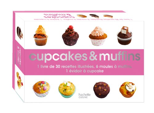 Mini-coffret Cupcakes et Muffins