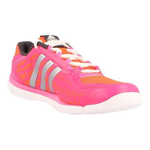 Adidas Adipure 360 Control Women's Scarpe Da Allenamento Rosa - neon pink/tech grey met./infrared
