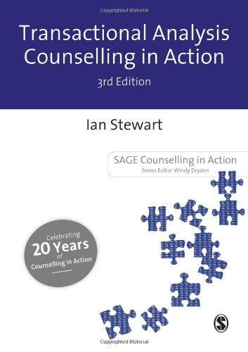 Transactional Analysis Counselling in Action (Counselling in Action series) by Stewart, Ian (November 22, 2007) Paperback