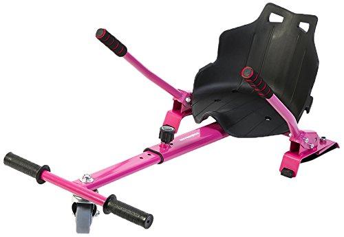 Hovergliss hg-k3hoverkart Unisex-Erwachsene, Pink