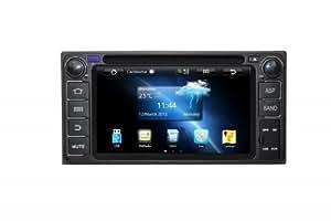 MARS pour TOYOTA FJ Cruiser 6.2 pouces sous Android sp¨¦cial Autoradio DVD GPS joueur Supprot 3G/WiFi