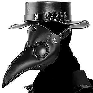 Hukermoon Máscara de Doctor Plaga,
