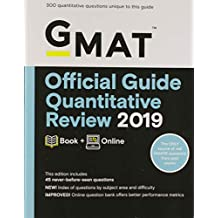 ‏‪GMAT Official Guide Quantitative Review 2019‬‏