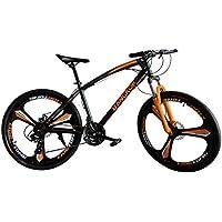 Helliot Bikes by Helliot Bangkok Bicicleta de montaña y Urbana, Unisex Adulto, Naranja, M-L