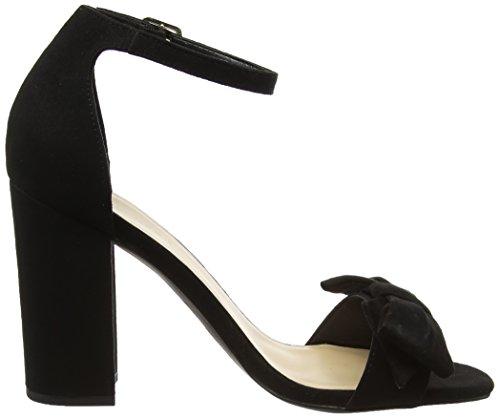 New Look Seep, Sandales à talon femme Noir (noir)