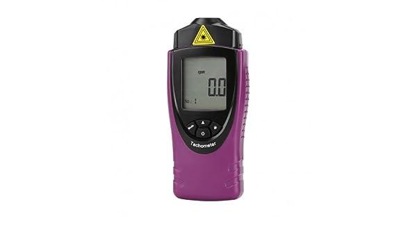 Urceri Laser Entfernungsmesser : Digital laser tachometer u2013 rps rpm: amazon.de: elektronik