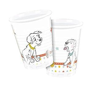 200ml Disney Baby ducha vasos de plástico, 8unidades)