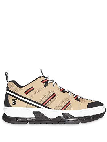 BURBERRY Luxury Fashion Herren 8016481 Beige Sneakers   Herbst Winter 19