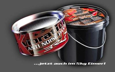 Preisvergleich Produktbild Helix eXvibration pro High-End Anti-Noise Paste (5 kg Eimer)