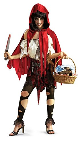 Lil Dead Riding Hood Gr. L, STD, Größe:L - Little Dead Riding Hood Kostüm