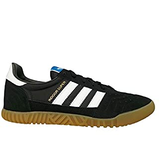 adidas Originals Indoor Super UK 10 Blk/Wht