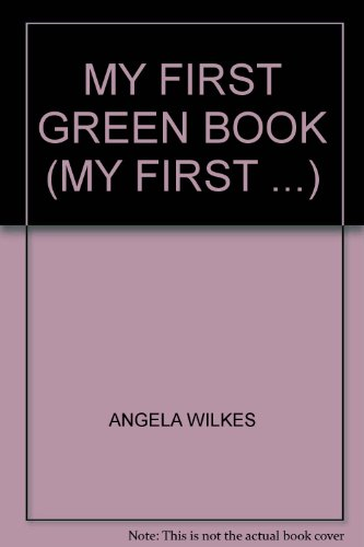 My first green book.