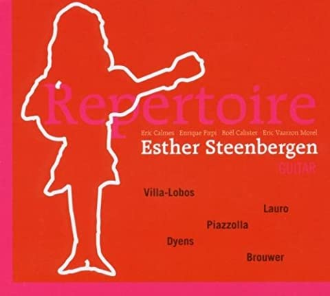 Repertoire by Esther Steenbergen - guitar (2006-04-04)