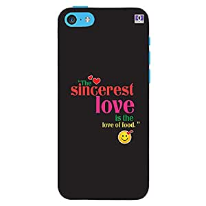 Sincerest Love - Mobile Back Case Cover For Apple Iphone 5C