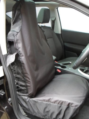 subaru-legacy-forester-outback-car-seat-covers-gortex-waterproof-black-full-set