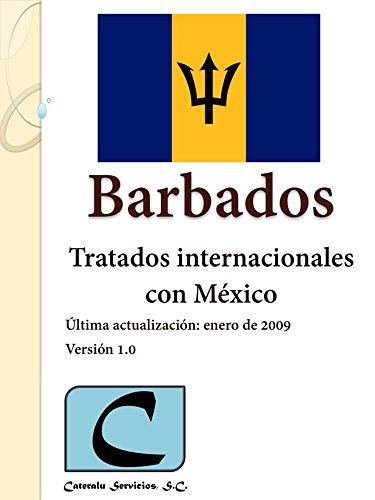 Barbados - Tratados Internacionales con México