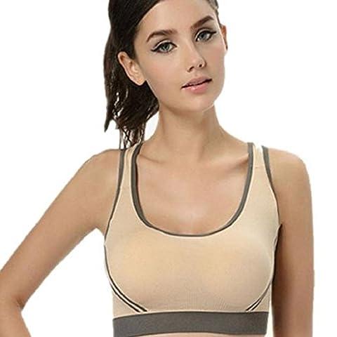 Gilet Nike Femme - Ineternet Femmes Sexy Rembourré Soutien-gorge Haut Gilet