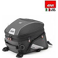 Givi XS313 Xstream Bag Bolso Trasero Negro de Cordura, 20 Litros de Volumen, Carga Máxima 4 Kg