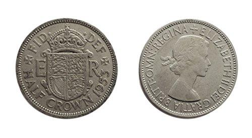 mnzen-fr-sammler-zirkuliert-britische-1953-half-crown-mnze-grobritannien