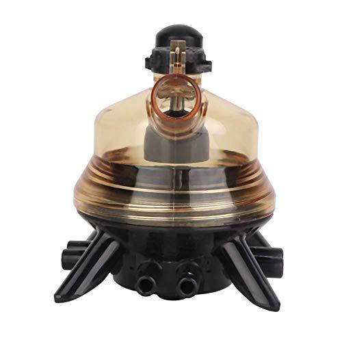 HEEPDD 150ml Kuhmilchkollektor, Kuhschaf-Melkmaschine Melkmaschine Teilersatz Milchklaue-Cluster mit Kunststoffbasis für Kuhmelkstation -