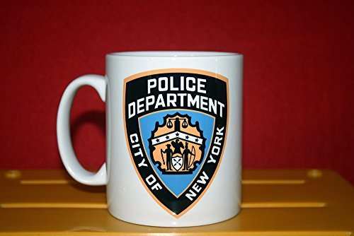 Police Nypd Collectors Shots New Mug By Department York FT3u15lKcJ