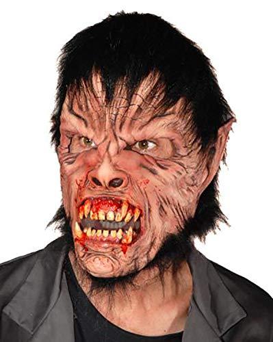Mask Head Man Wolf ()