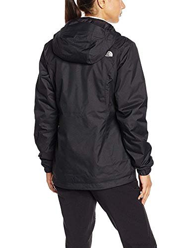 The North Face Damen W QUEST INSULATED JACKET Thermojacke W QUEST INSULATED JACKET, Schwarz (Tnf Black), M - 5