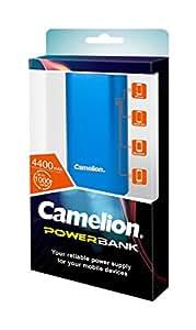 Camelion PS626-PB Banque de puissance 4400 mAh