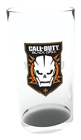 GB Eye LTD, Call of Duty Black Ops 3, Logo, Verre à bière