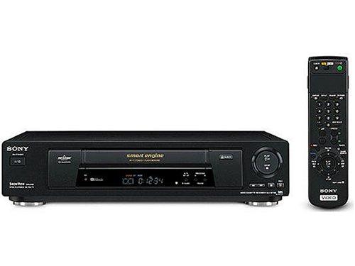 Sony SLV-SE700 - Videoregistratore VHS, colore: Nero