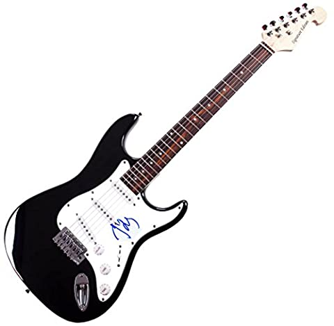 John Cougar Mellencamp Autographed Signed Guitar AFTAL UACC RD COA