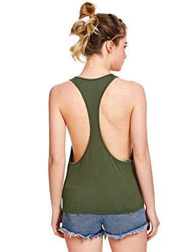 The Blazze Women's Gym Vest Yoga Sleeveless Backless Running Vest Jogging Gym Fitness Tank Top