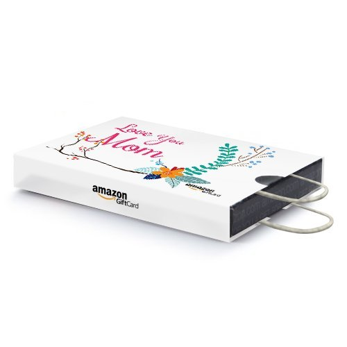 Amazon.in Gift Card - Gifts for Mom   Sleeve - Love you mom - Rs.2000