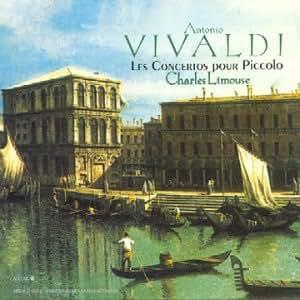 Integrale Des Concertos Pour Piccolo Sopranino