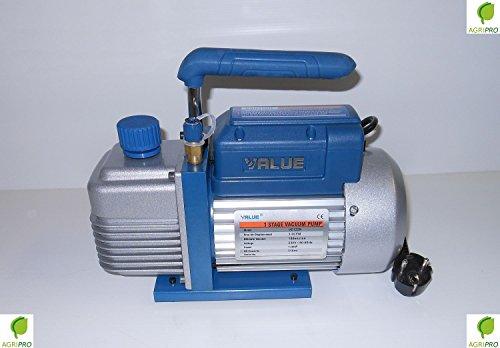 Vakuumpumpe V 125monostadio LT Min 70-Kühlschrank Kältemittel Gas